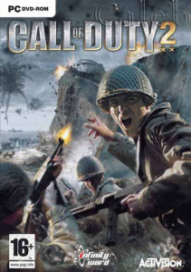 Call of Duty 2 Box Cover