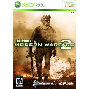 Call of Duty Modern Warfare  2 Box Cover