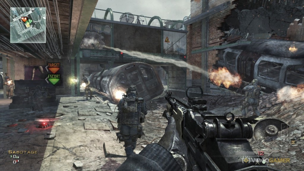 Call Of Duty Modern Warfare 2 Screenshot