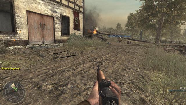 Call of Duty World at War Screenshot