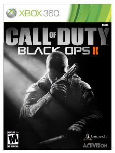 Call Of Duty Black Ops 2 Box Art