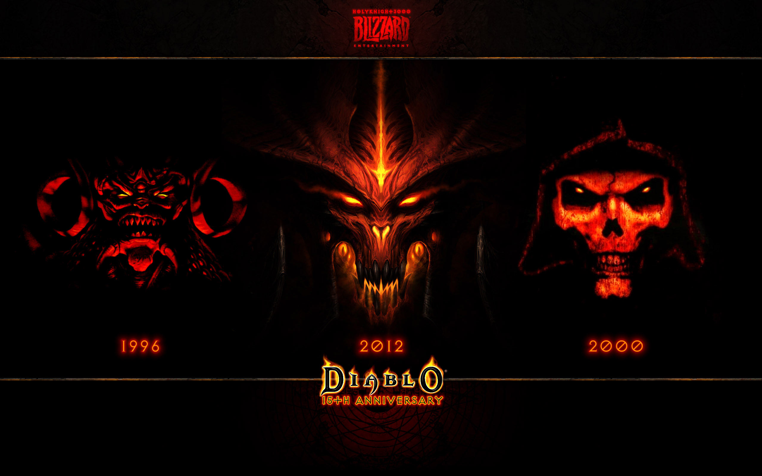 Diablo 3 Wallpaper Collections