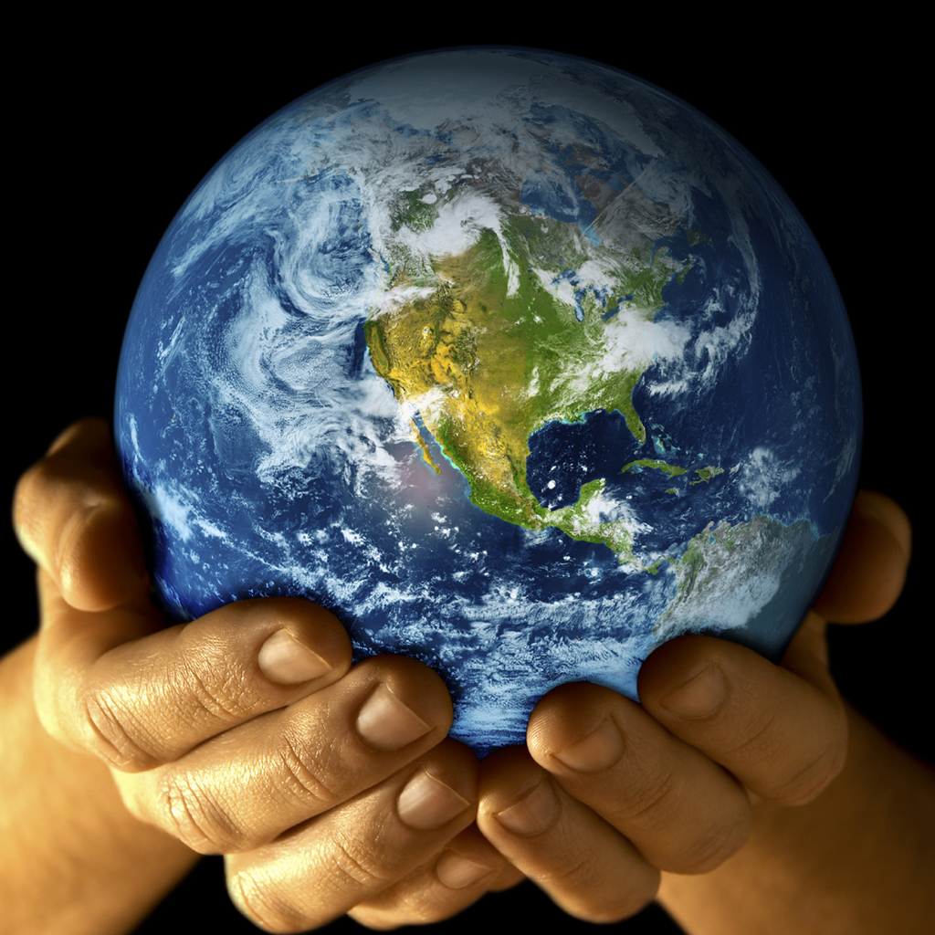 earth day earth in hands Lets take responsibility and do something to save our Earth
