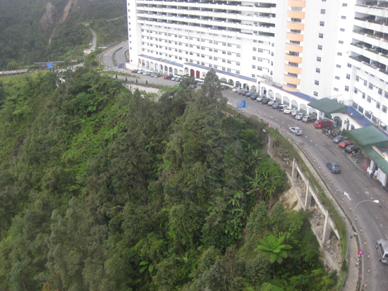 genting highlands road
