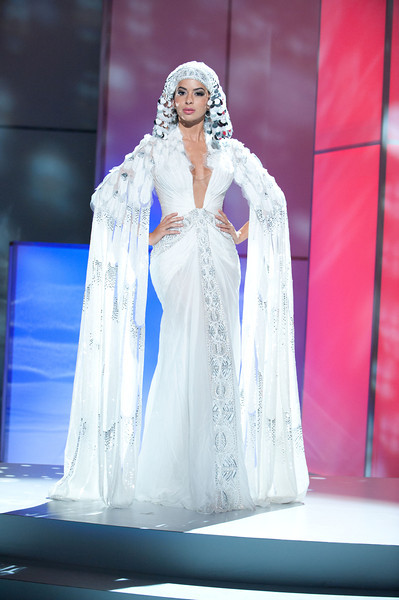 miss egypt sara el khouly Miss Universe 2011 National Costume