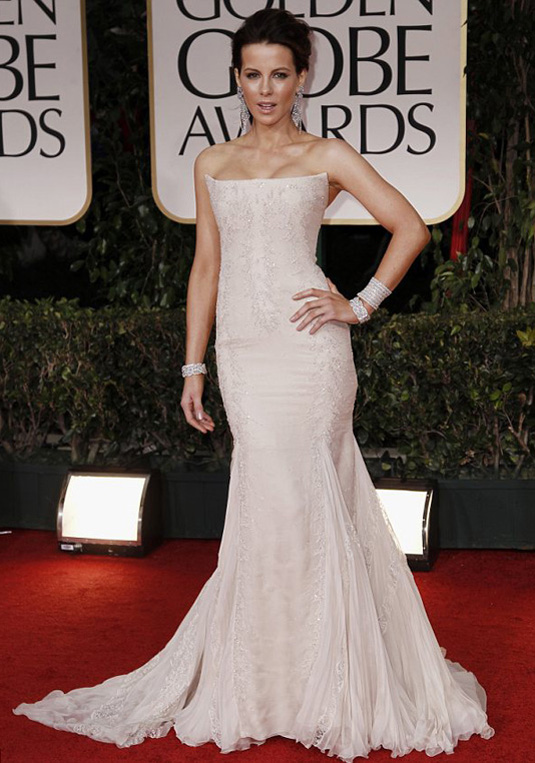 golden globe 2012 Kate Beckinsale Golden Globe Awards 2012 Best Celebrity Dresses