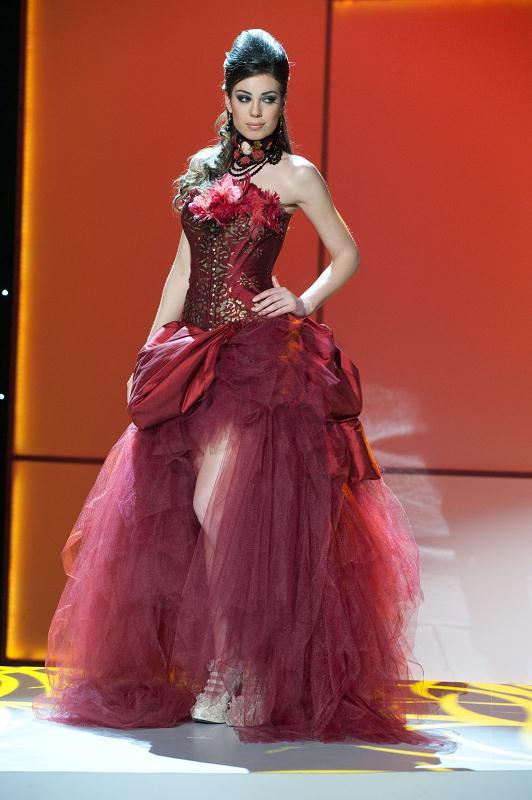miss argentina natalia rodriguez Miss Universe 2011 National Costume