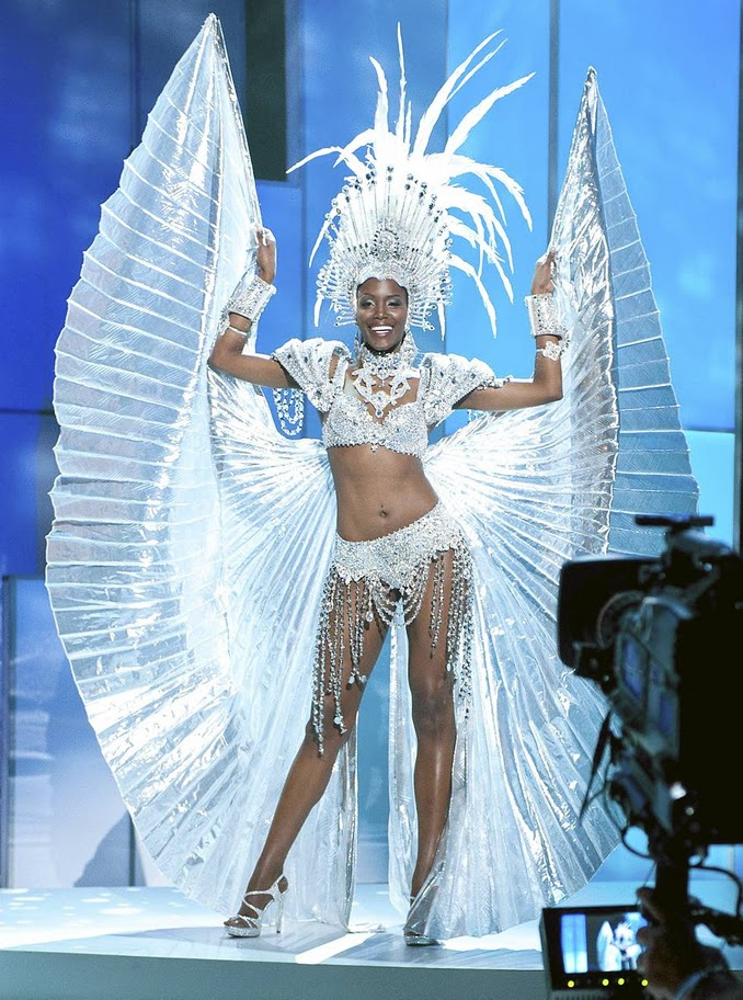 miss aruba gillain berry Miss Universe 2011 National Costume