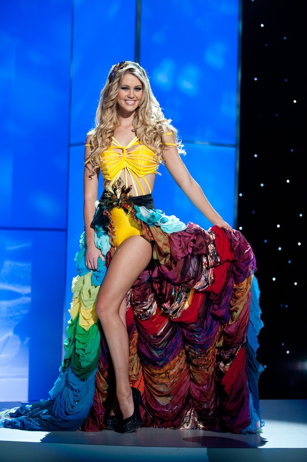 miss australia scherri lee biggs Miss Universe 2011 National Costume