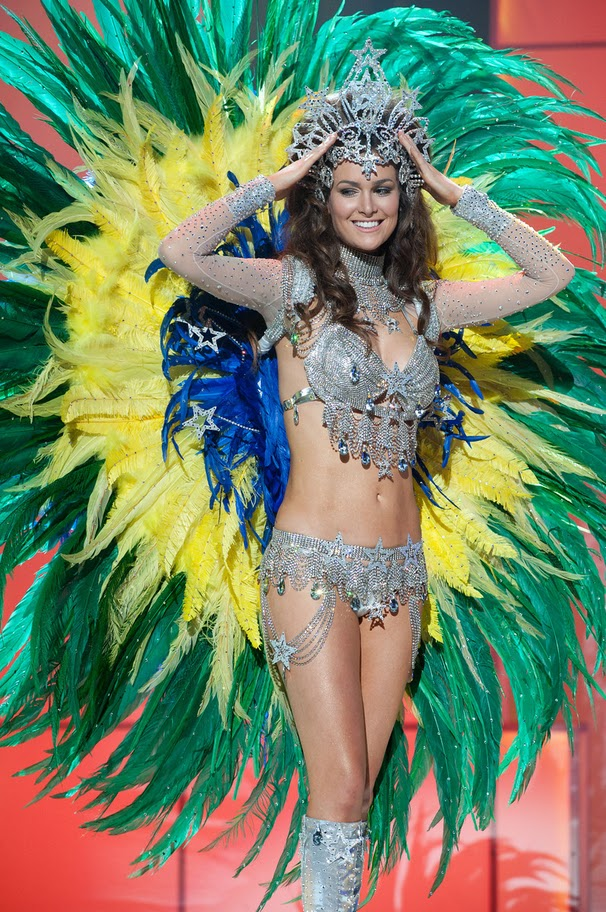 424e2fbf3 Miss Universe 2011 National Costume