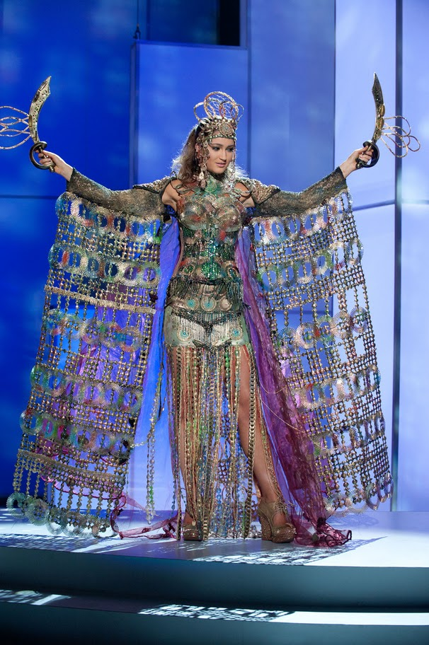 miss ireland aoife hannon Miss Universe 2011 National Costume
