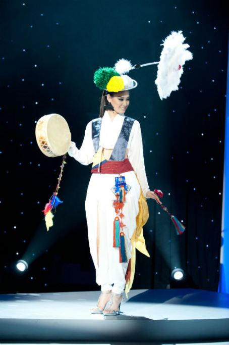miss korea jung so ra Miss Universe 2011 National Costume