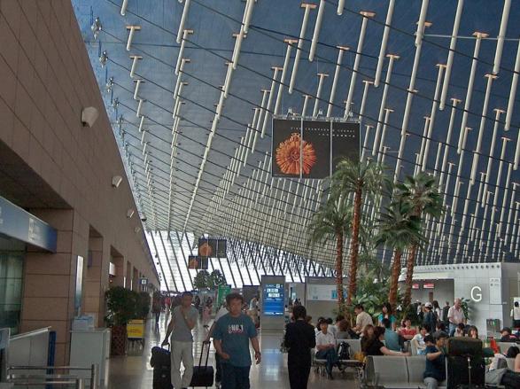 Pudong Shanghai Airport