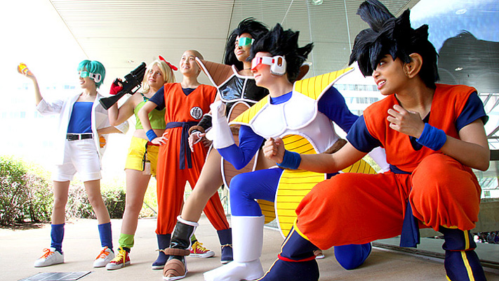 Dragon Ball Cosplay