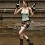 Lena Lara Lara Croft 11