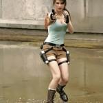 Lena Lara Lara Croft 12