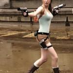 Lena Lara Lara Croft 13