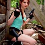 Lena Lara Lara Croft 16