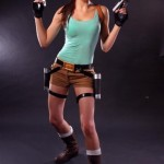 Lena Lara Lara Croft 17