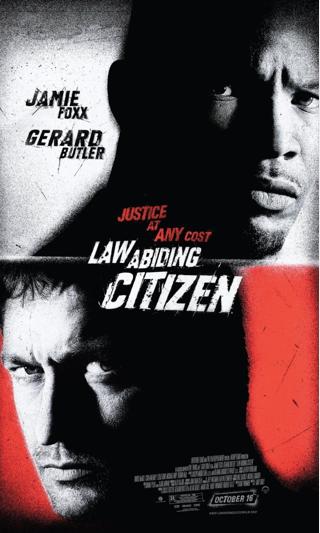 law abiding citizen cover