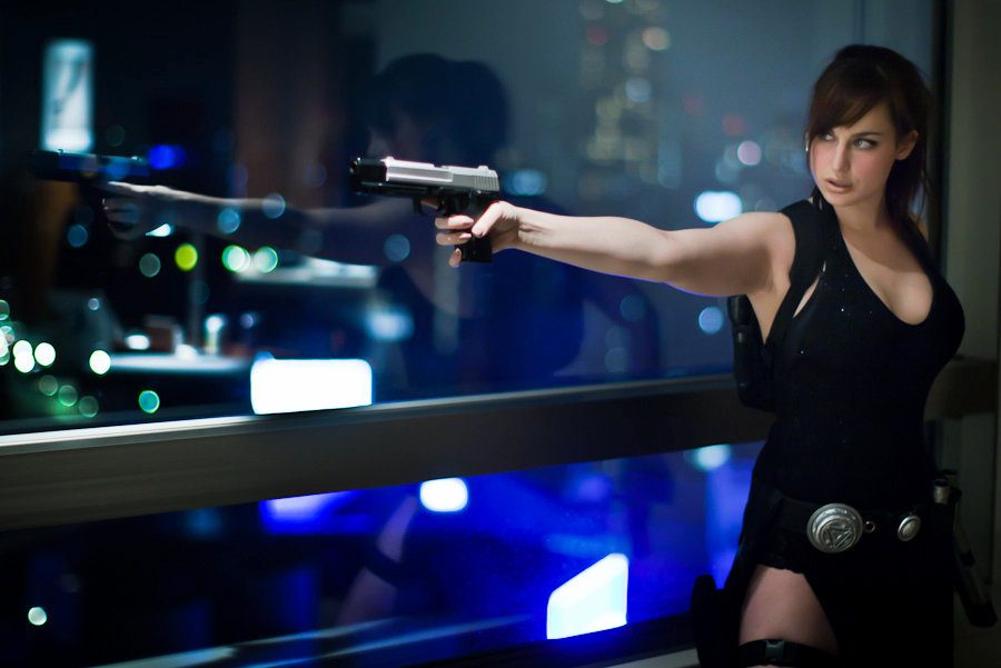Illyne Lara Croft