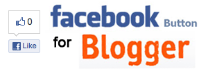 facebook button for blogger