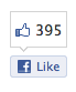 facebook like large counter button