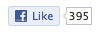 facebook like small counter button