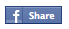 facebook share small button without counter