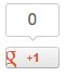 large google plus button