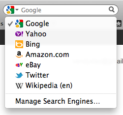 firefox separate search bar