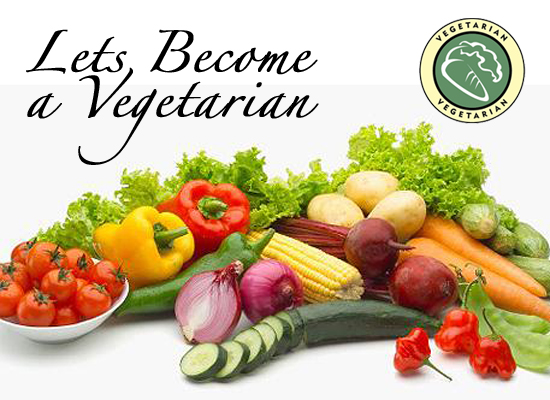 lets become a vegetarian