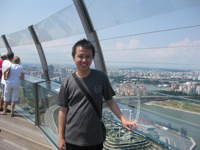 Marina Sands Skypark