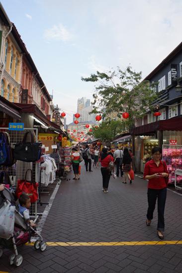 Chinatown Pagoda Street