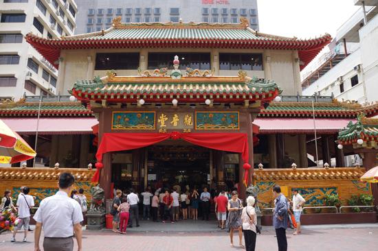 Kwan Im Thong Hood Cho Temple Singapore