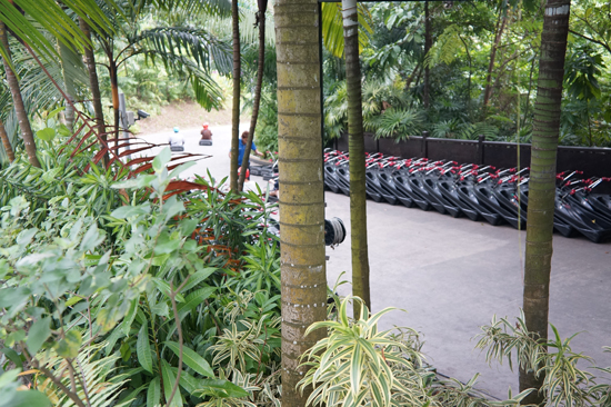 Luge in Sentosa Island