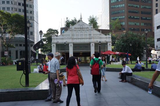 Raffles Place