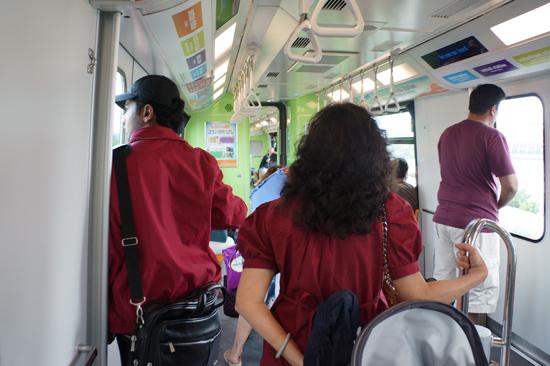 Sentosa Express in Singapore
