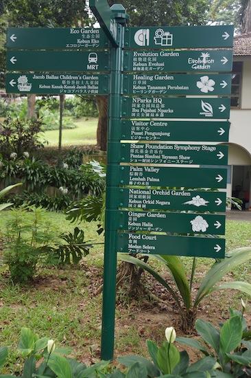 Singapore Botanic Garden Photo