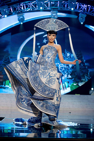 Miss China National Costume