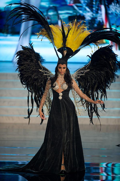 Miss Argentina 2012 Camilla Solórzano2 Miss Universe 2012 National Costume (89 Contestants)