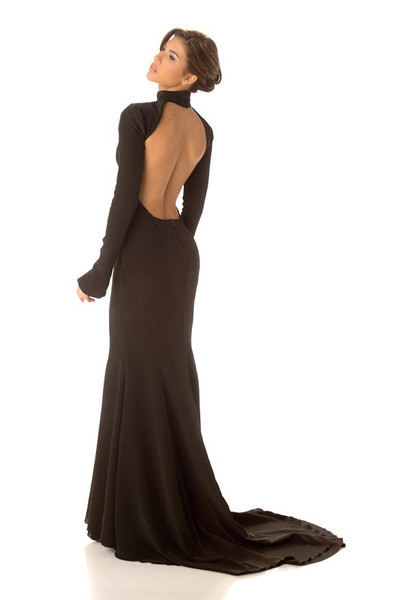 Liza Helder – Miss Aruba Gown