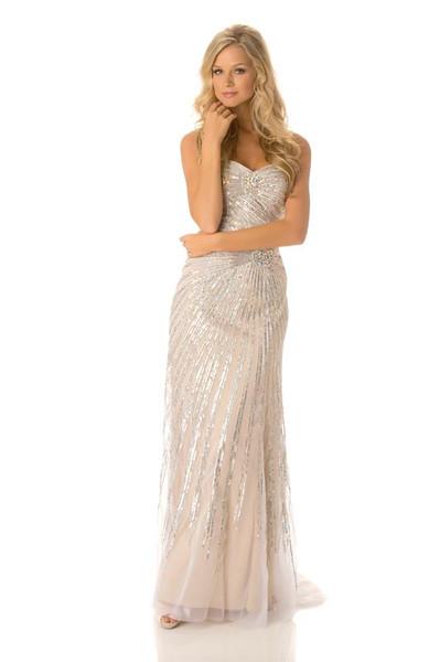 Renae Ayris – Miss Australia Gown