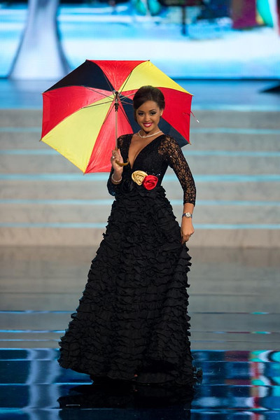 Miss Belgium 2012 Laura Beyne1 Miss Universe 2012 National Costume (89 Contestants)