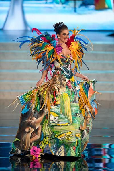 Miss Brazil 2012, Gabriela Markus
