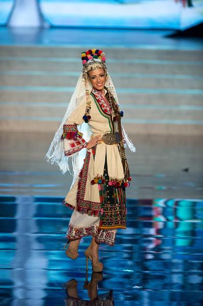 Miss Bulgaria 2012, Zhana Yaneva