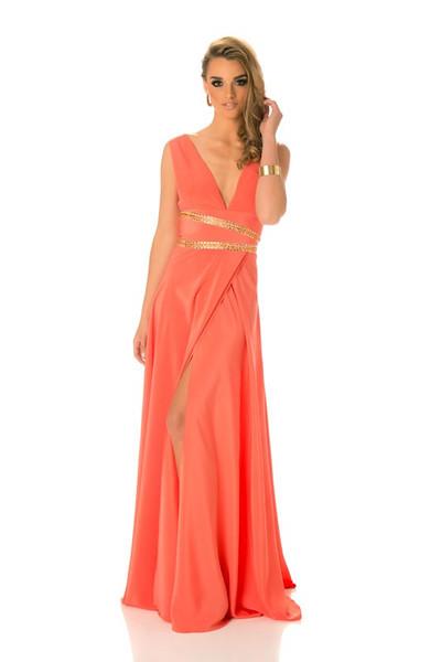 Miss Universe 2012 Contestants Photos: Beauty Queens Dress