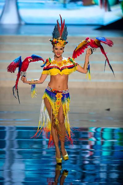 Miss Colombia 2012, Daniella Álvarez Vasquez