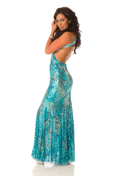 Nazareth Cascante – Miss Costa Rica Gown