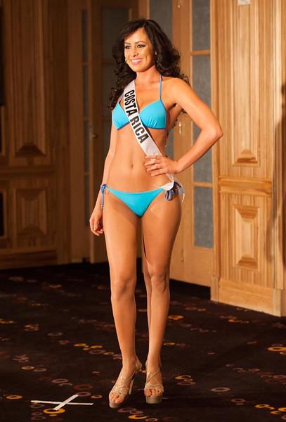 Miss Costa Rica 2012, Nazareth Cascante